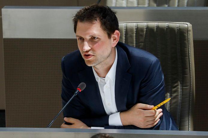 Vlaams volksvertegenwoordiger en schepen van Diest Maurits Vande Reyde