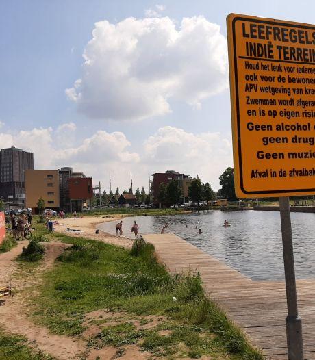 Waterschap: schadelijke virussen in beekbodem onwaarschijnlijk