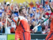 Hockeymannen verliezen in Eindhoven van Britten