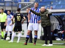 Trainer Jansen krijgt bij Heerenveen hulp van Tobiasen en Reekers