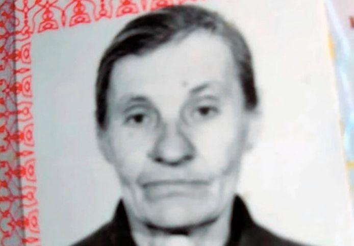 Zinaida Kononova (81) ontwaakte na een foutgelopen operatie in het mortuarium.