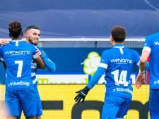 PEC Zwolle en RKC in evenwicht na wondertreffer Saymak