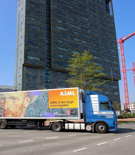 ASML tikt 4 miljard euro omzet aan in derde kwartaal; op weg naar jaaromzet van 13,4 miljard