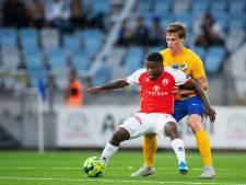 Nigel Hasselbaink kan debuut maken bij Suriname