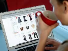 We shoppen weer meer online: elektronica en kleding populairst