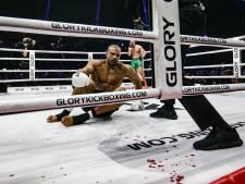 Badr Hari maakt na pijnlijke knock-out ook duikeling op Glory-ranglijst