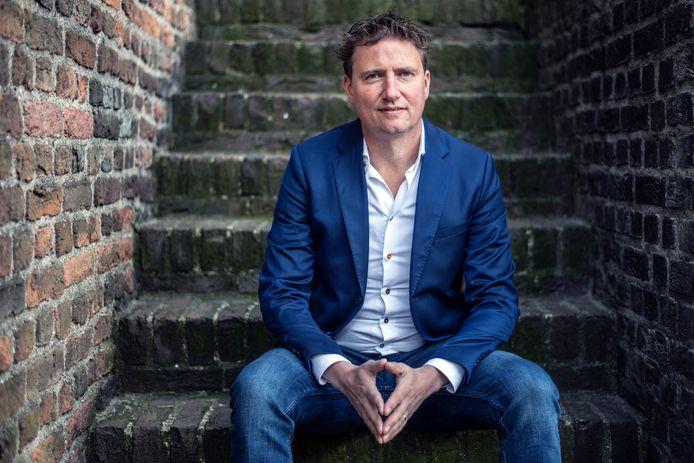 Joris Gerritsen is de nieuwe hoofdredacteur van De Gelderlander