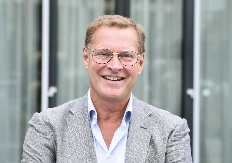 Albert Verlinde: 'Wat smaak betreft is het tussen Joop en mij wel geëscaleerd.' Beeld Hollandse Hoogte / Novum RegioFoto