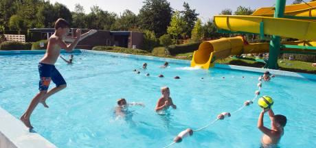 Zwembad Den Inkel in commerciële handen
