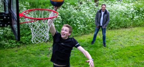 Martijn (17) droomt van carrière als topsporter: 'Spelen voor het Nederlands team lijkt me gaaf'