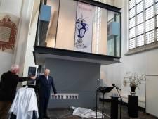 Van Vollenhoven steelt de show bij opening Zilvermuseum in Doesburg: 'oude professor' geeft ruk aan touw