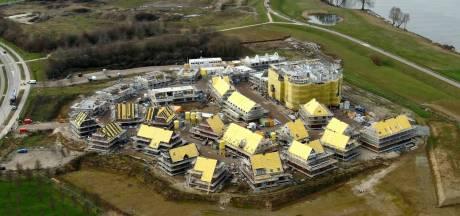 Nieuw kasteel krijgt vorm in 'vesting' Haverleij