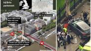 Alles wat we nu weten over terreuraanval aan Britse parlement en Westminster Bridge