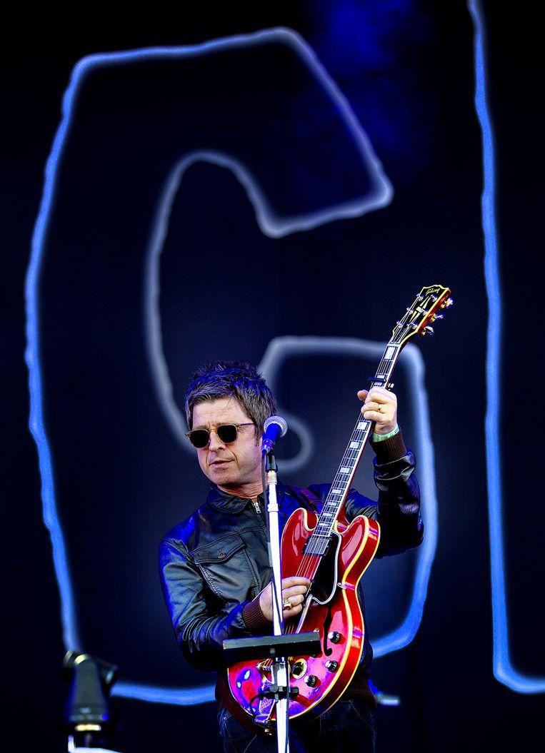 Noel Gallagher. Beeld Harry Heuts