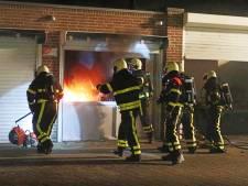 Verdachte van in brand steken man in Breda meldt zich bij politie in auto van slachtoffer