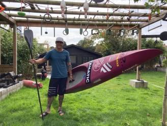 """Pascal Bleys (52) wint Sup Elfstedentocht van maar liefst 220 kilometer: """"Ik denk nog lang niet aan stoppen"""""""