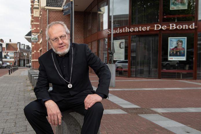 Toon Brummelhuis, nachtburgemeester van Oldenzaal.