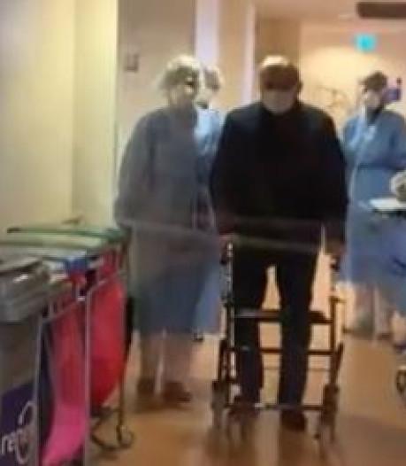 Corona in de regio: Applaus voor patiënt in Zwolle ontroert en paars hart verlicht Heerde
