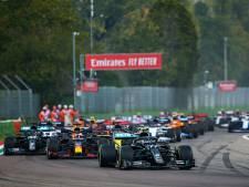 Formule 1: Nieuwe starttijden en kortere vrije training in nieuwe seizoen