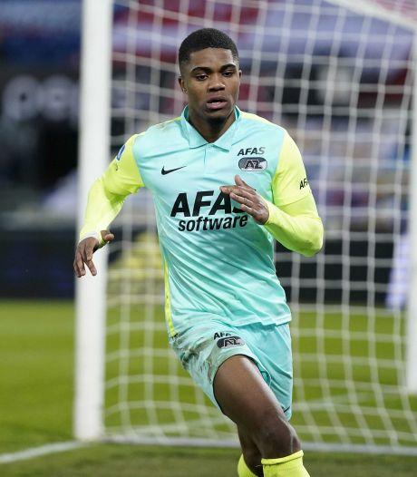 Boadu: 'Mijn ouders zeggen dat ik wat blijer moet kijken in het veld'