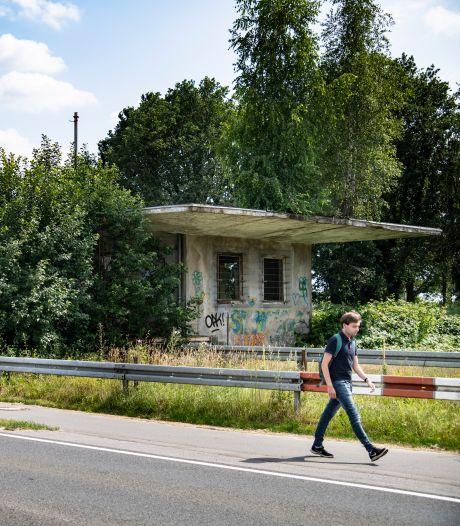 Oude grenspost Wyler maakt plaats voor huizen