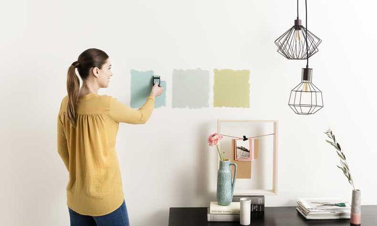 Flexa kleurtester