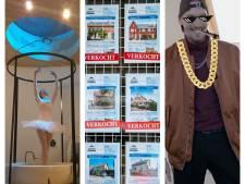 Makelaars vechten om klanten en dan krijg je dit: De Enschedese versie van MTV Cribs met ballerina's en rappers die je huis verkopen