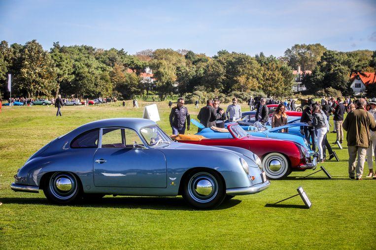 ZOUTE GRAND PRIX® concours d'élégance: Porsche 356 pre A.