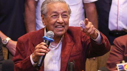 Maleisië krijgt oudste premier ter wereld