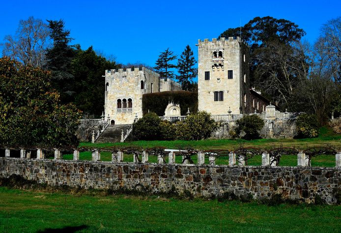 De zomervilla van Franco, de 'Pazo de Meiras', werd ook al overgenomen door de Spaanse staat.