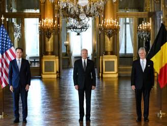 """Sfeer tussen Biden en koning Filip was """"gemoedelijk"""". Dat zal bij Poetin anders zijn"""