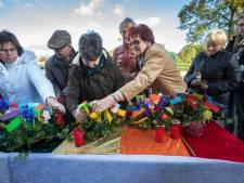 Samen overledenen herdenken: 'Kleuren bieden troost tussen tranen door'