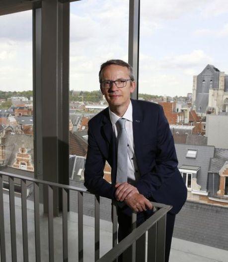 Luc Sels réélu recteur de la KU Leuven