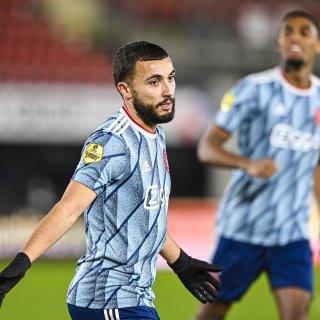 Live | Labyad maakt de 0-1 voor Ajax in boeiend duel