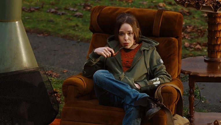 Ellen Page in Juno van Jason Reitman. Beeld Fox Searchlight Pictures.