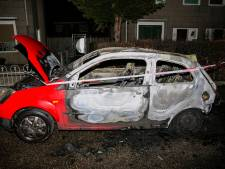 Opnieuw auto verwoest door brand in Nijmegen