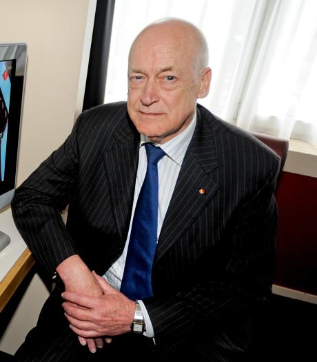 Tilburger Frans Slangen, spin in het maatschappelijk web, op 75-jarige leeftijd overleden