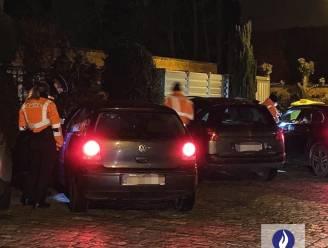 Controle bij 160 bestuurders: vier chauffeurs betrapt onder invloed van drugs