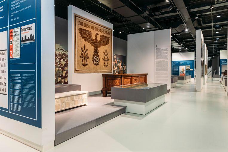 Design Museum Den Bosch presenteert de eerste grote overzichtstentoonstelling van design van het Derde Rijk. De tentoonstelling Design van het Derde Rijk toont de grote bijdrage van vormgeving aan de verspreiding en ontwikkeling van de kwaadaardige nazi-ideologie. Beeld null