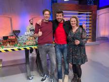 Dongense finalist Marcel de Jong gaat Lego-sessies in zijn werk gebruiken na RTL-tv-ervaring