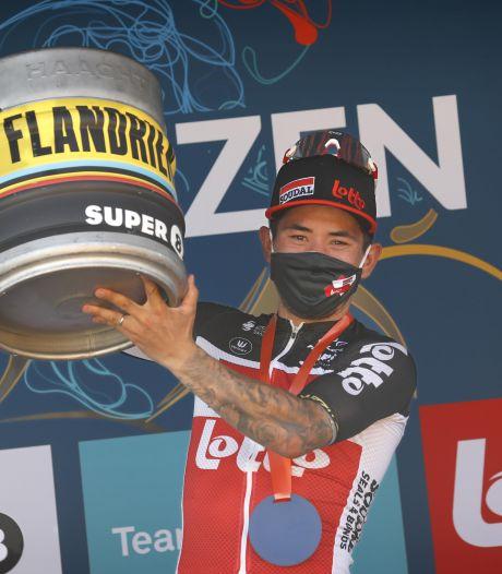 Tour du Benelux: Caleb Ewan gagne la 5e étape, Stefan Küng nouveau leader