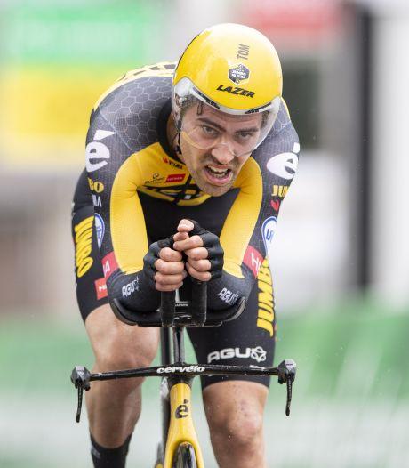 LIVE | Laat Tom Dumoulin zich zien in tijdrit van Ronde van Zwitserland?
