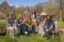 De nieuwe groep zangers die meedoet aan Beste Zangers.
