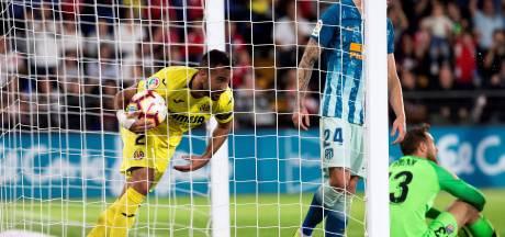 Atlético Madrid laat koppositie liggen met gelijkspel bij Villarreal