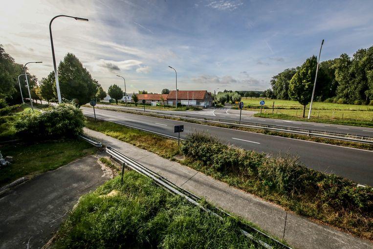 Tussen de Marquette en de Gaverstraat wordt een fietsers- en voetgangersbrug aangelegd.