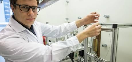 'Broekie uit Haaksbergen' presenteert eigen onderzoek op gascongres