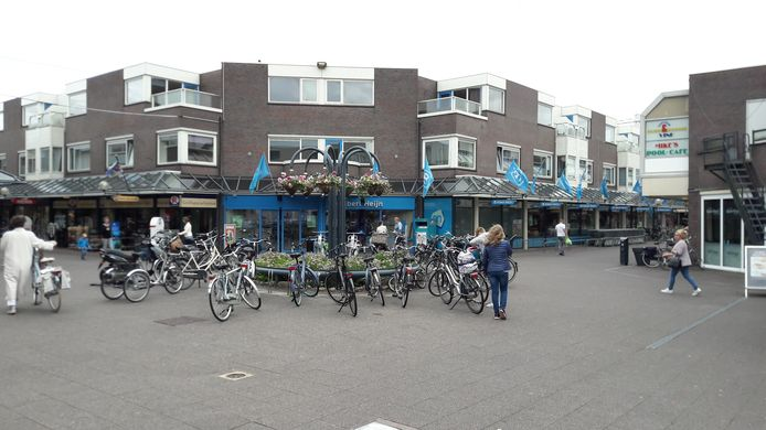 Winkelcentrum Ellekoot in Veenendaal