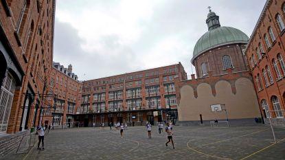 Brusselse Sint-Jan Berchmanscollege gaat leerlingen scannen