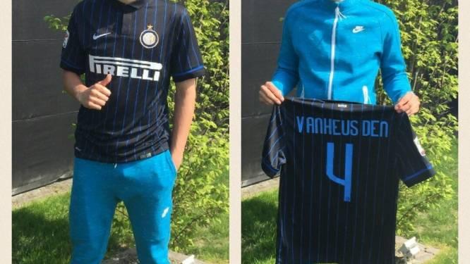 Wéér toptalent weg bij Standard: Vanheusden (15) kiest voor Inter