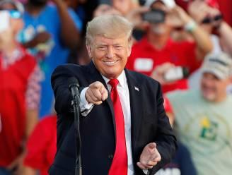 Trump zinspeelt op revanche in eerste grote campagnespeech